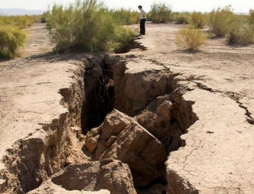 رصد ۳۴ مخاطره طبیعی توسط سازمان زمینشناسی